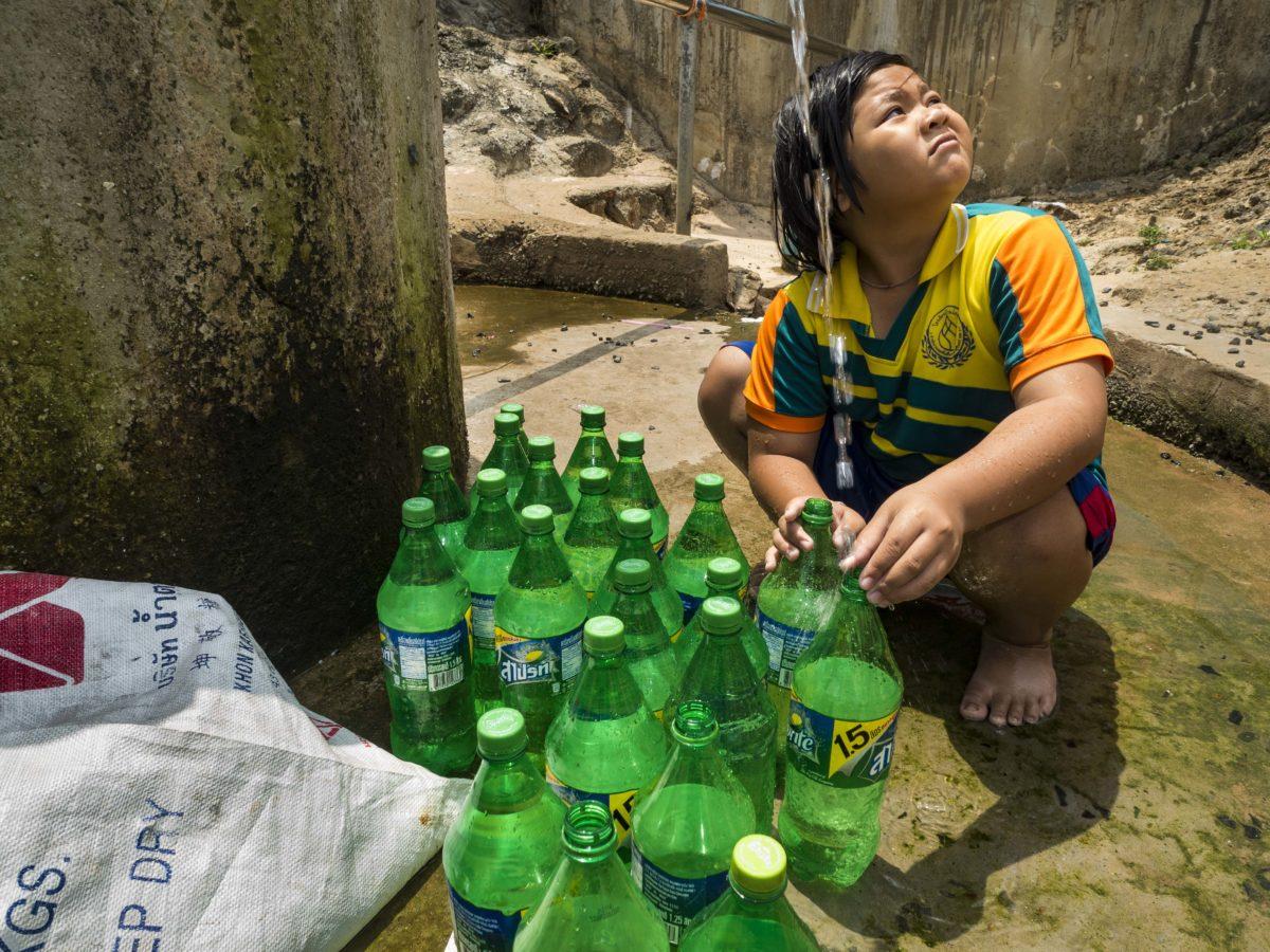 Засуха в Таиланде: тайцев попросили поменьше принимать душ