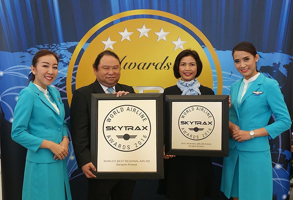 Тайская авиакомпания Bangkok Airways нацелена открыть дальне магистральные маршруты в Америку, Африку, Европу и Азию