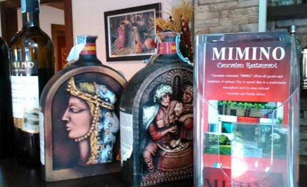 Где поесть нормальной еды в Паттайе — ресторан Мимино