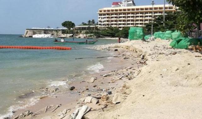 Паттайя ищет новый песок для пляжей
