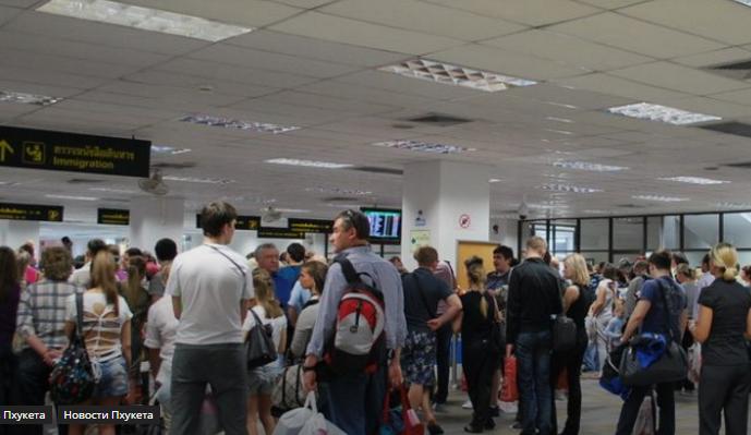 Турпоток из РФ в Таиланд впервые за два года превысил отметку в 1 млн