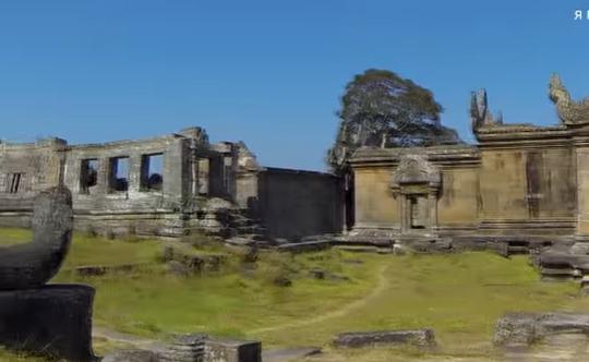Затерянные храмы Камбоджи: Преавихеа, Кох Кер
