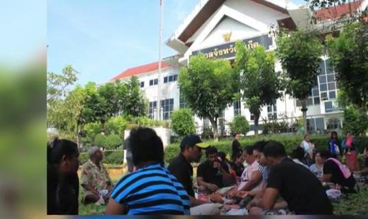 Sea Gypsies, Police buying positions, and Phuket Light Rail