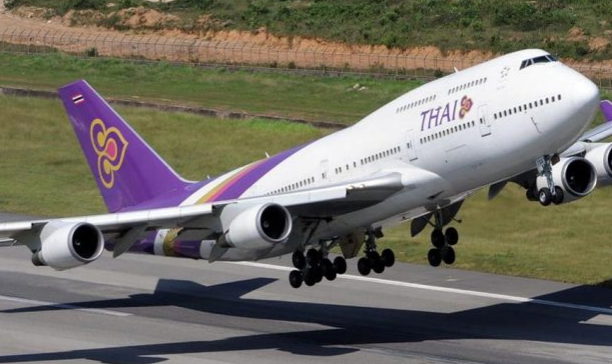 Скидки от Thai Airways на билеты в ЮВА