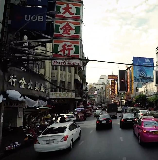 FEEL #1: Bangkok