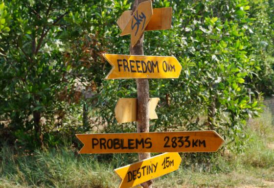 Пляж Отрес в Сиануквиле: рай для хиппи