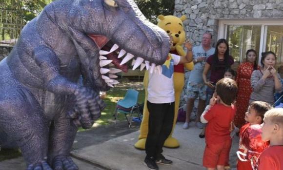 Детский сад в Паттайе приглашает на День Земли