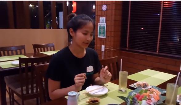 Ресторан японской кухни в Паттайе
