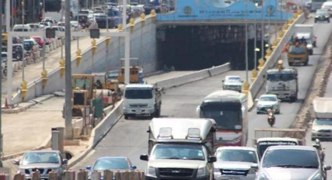 Дорожный тоннель в Паттайе запустят в Сонгкран