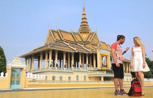 Орёл и Решка. Шопинг - 58 Выпуск (Камбоджа)