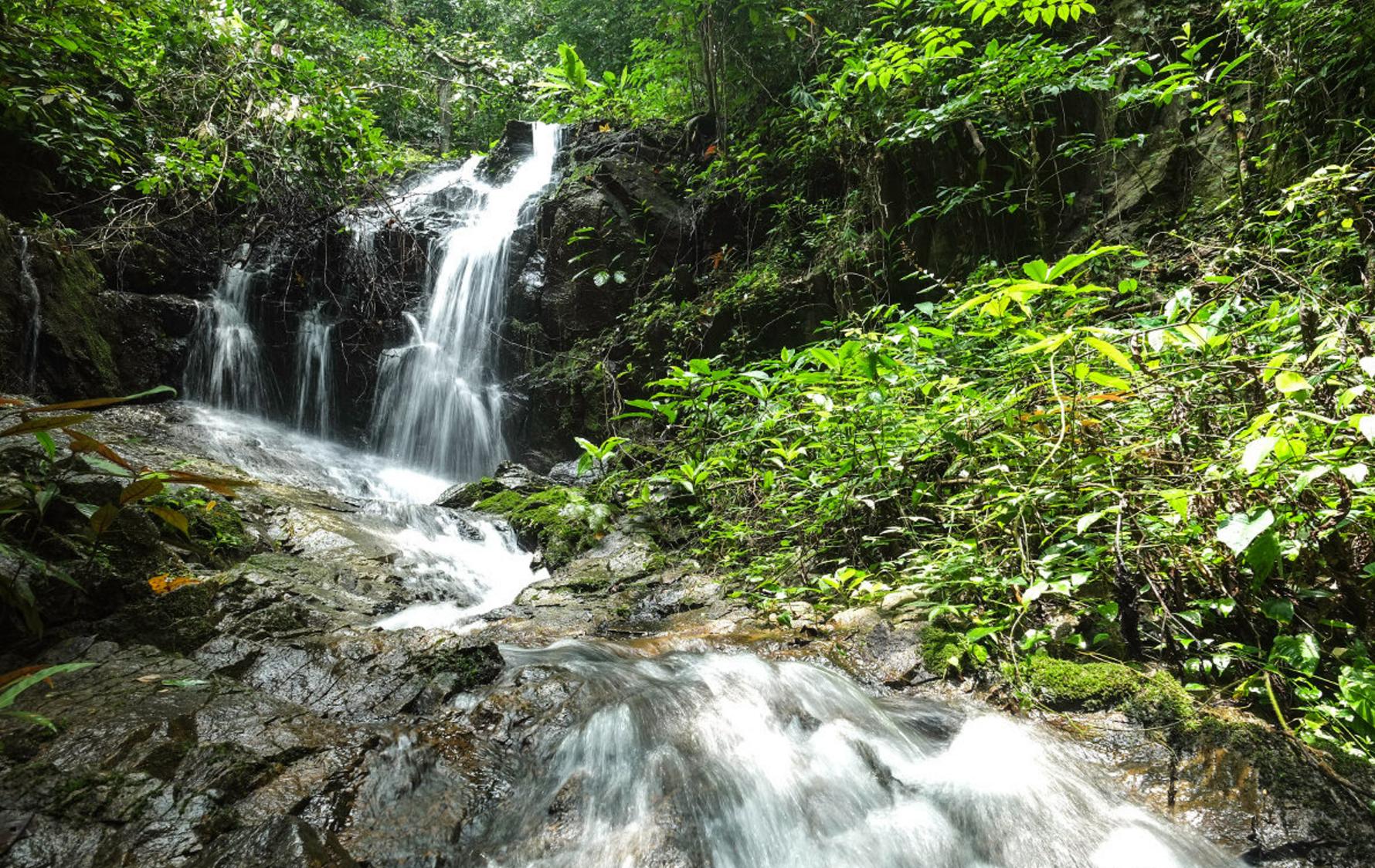 Ton Sai waterfall (Водопад Тонсай)