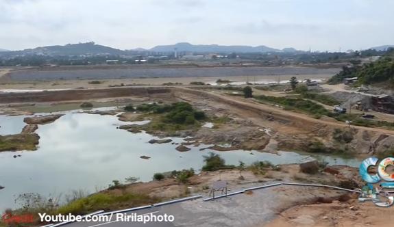 Death sentence, Chalong Dam, & Thai football