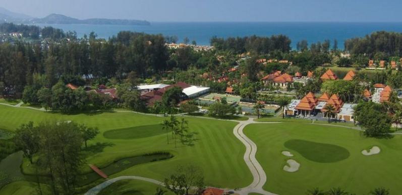 На Пхукете открывается академия гольфа PGA