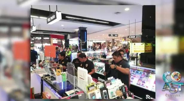 Actress' hit/run, fake passports, Thai universities' low enrollment