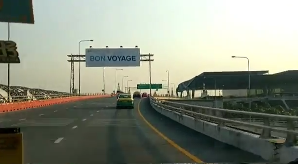 Phuket expressway, bullish baht, & Line Mobile