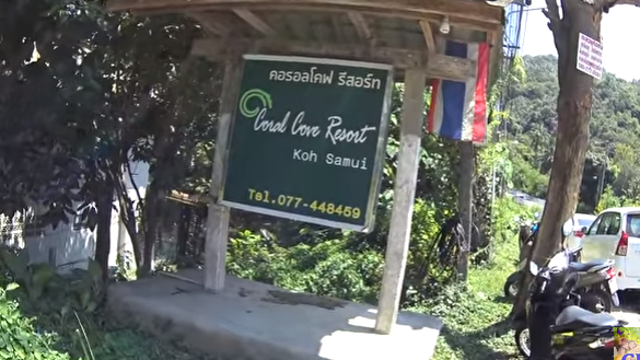 Пляжи Самуи Таиланд 2017 Пляж Чавенг Ной Еда Paradise beaches of Samui