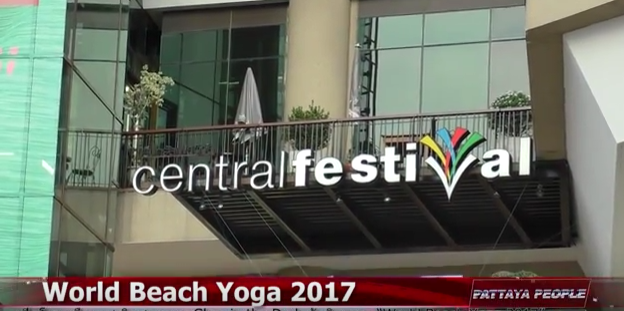 World Beach Yoga 2017