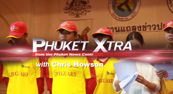 A Murderer's Confession and Amped up water safety on Phuket Xtra