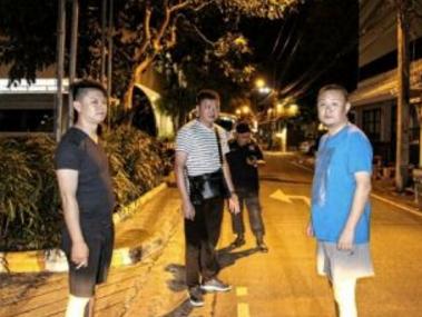 После встречи с ледибоями китайский турист потерял цепочку стоимостью 150 тыс. батов