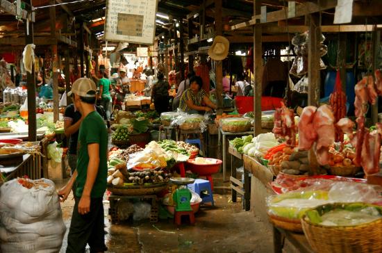 Рынки Камбоджи