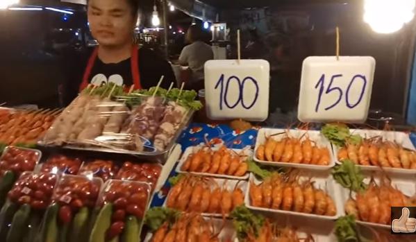 """ПРОГУЛКИ ПО """"РУССКОМУ"""" РЫНКУ В ПАТТАЙЕ. THAILAND/PHATTAYA"""
