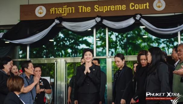 Where's Yingluck? Politicos imprisoned! Phuket Dog Shelter