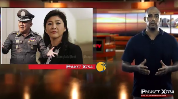Yingluck's great escape! Pet café! Naked unicycle ride!