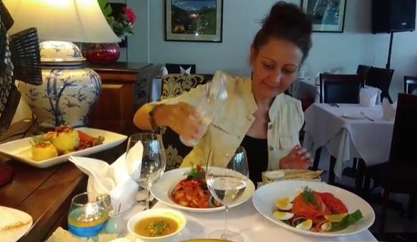 Linda's Restaurant ресторан скандинавской кухни в Паттайе