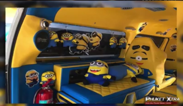 Minions ambulance! Another parasail accident? Artificial reefs || September 20