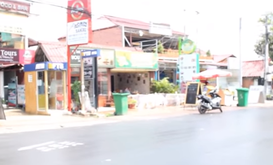 Камбоджа провинция Сиануквиль поход по магазинам 2 серия His move to Cambodia 2017
