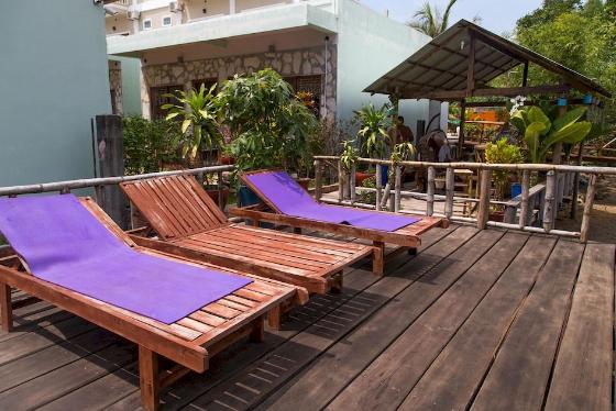Приятный отель в Сиануквиле