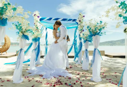 Свадебное торжество в Тае – о разновидностях бракосочетаний