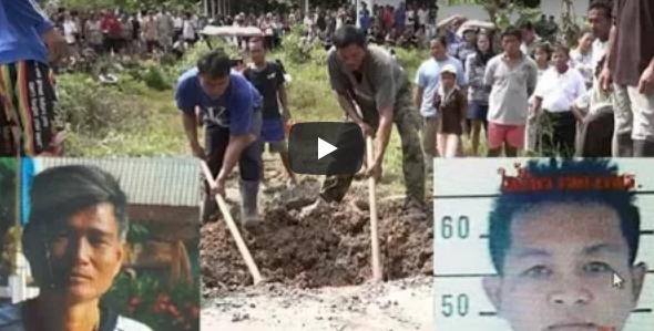 Chalong Underpass! 'Axe murderer' monk? Leader slaps flood victims