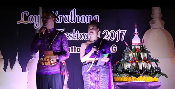 Loy Krathong Fetsival 2017 - Pullman Pattaya Hotel G