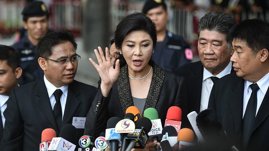 Полиция Таиланда готовится к протестам из-за приговора экс-премьеру