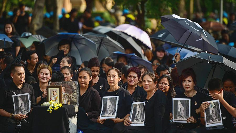 В Таиланде завершился годовой национальный траур по королю Раме IX