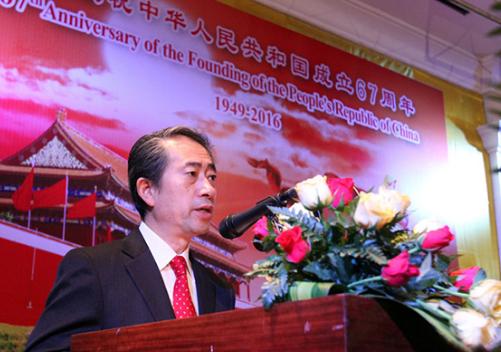 Посол КНР в Камбодже высоко оценил отношения Китая с Камбоджей и сотрудничество в бассейне Ланьцанцзян-Меконг