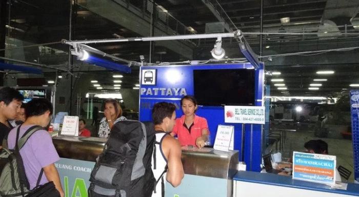 Рекомендации по поводу пути в Паттайю из аэропорта Суварнабхуми