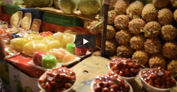 Таиланд Паттайя 2018 Рынок Джомтьен,Крабы и креветки в сливочночесночном соусе !