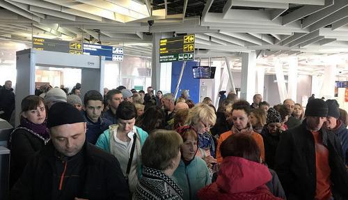 Задержанный в новосибирском аэропорту рейс в Таиланд вылетел спустя 15 часов