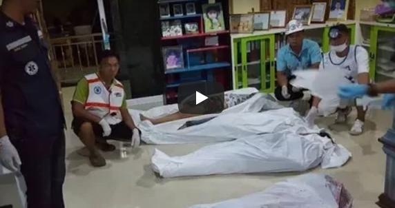Death row for family massacre! 1,000 Wi-Fi hotspots? Maya Bay to close!