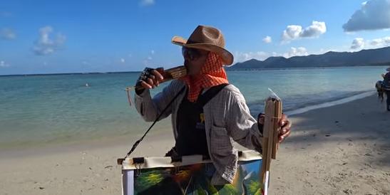 Таиланд 2018: НОВОЕ ПУТЕШЕСТВИЕ по 3 островам. Прилет на Самуи, пляж Чавенг, отель за 1600р, цены