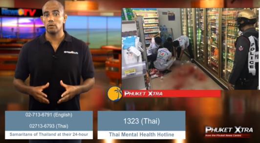 Prison break! Prisoner saves life? Songkran cha-CHING! || Phuket