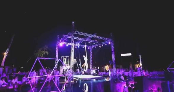9th Anniversary Nikki Beach White Party | Nikki Beach Koh Samui Thailand