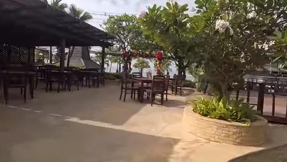 В отеле Jomtien Palm Beach