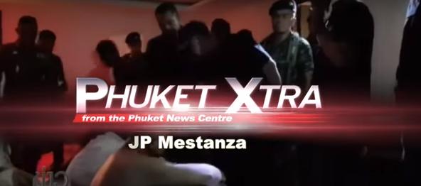 Dengue danger! 'Swingers party' raid? Boyfriend live-streams attack! || Phuket