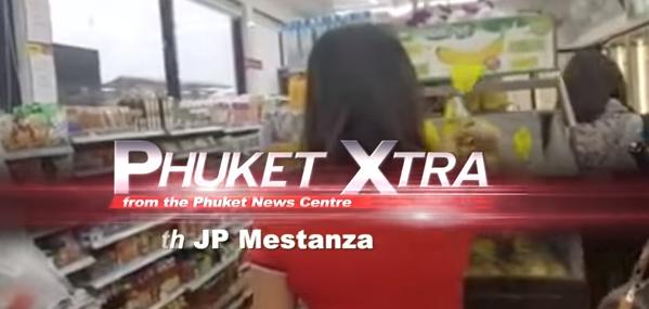 'Bag Man' roams 7-11! Chalong crash! Truck attack kills two! || Phuket