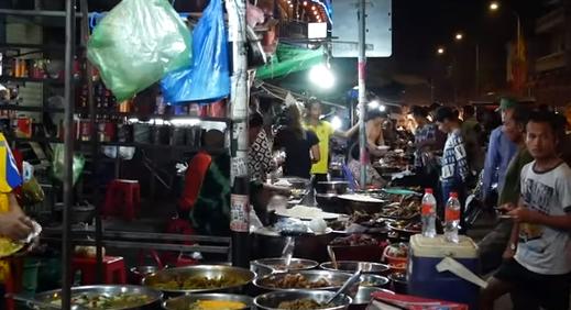 Cambodia Nightlife 2018 - Phnom Penh after Midnight
