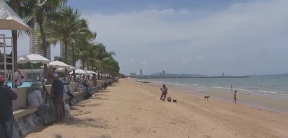 Пляж Амбассадор Паттайя