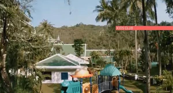Discover Le Meridien Phuket Beach Resort